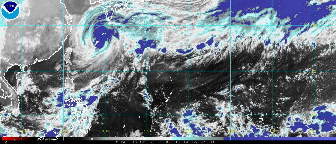 Hurricane VongFong