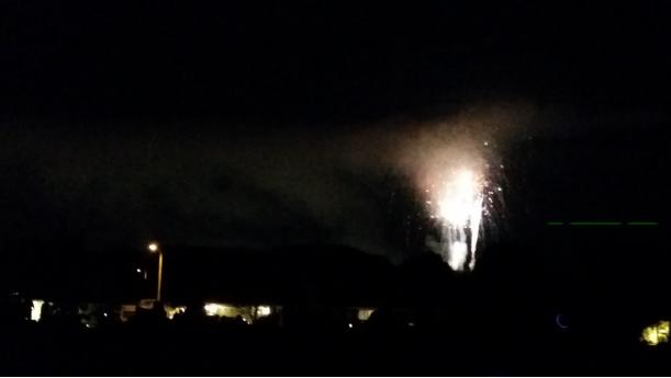 Fireworks Dark